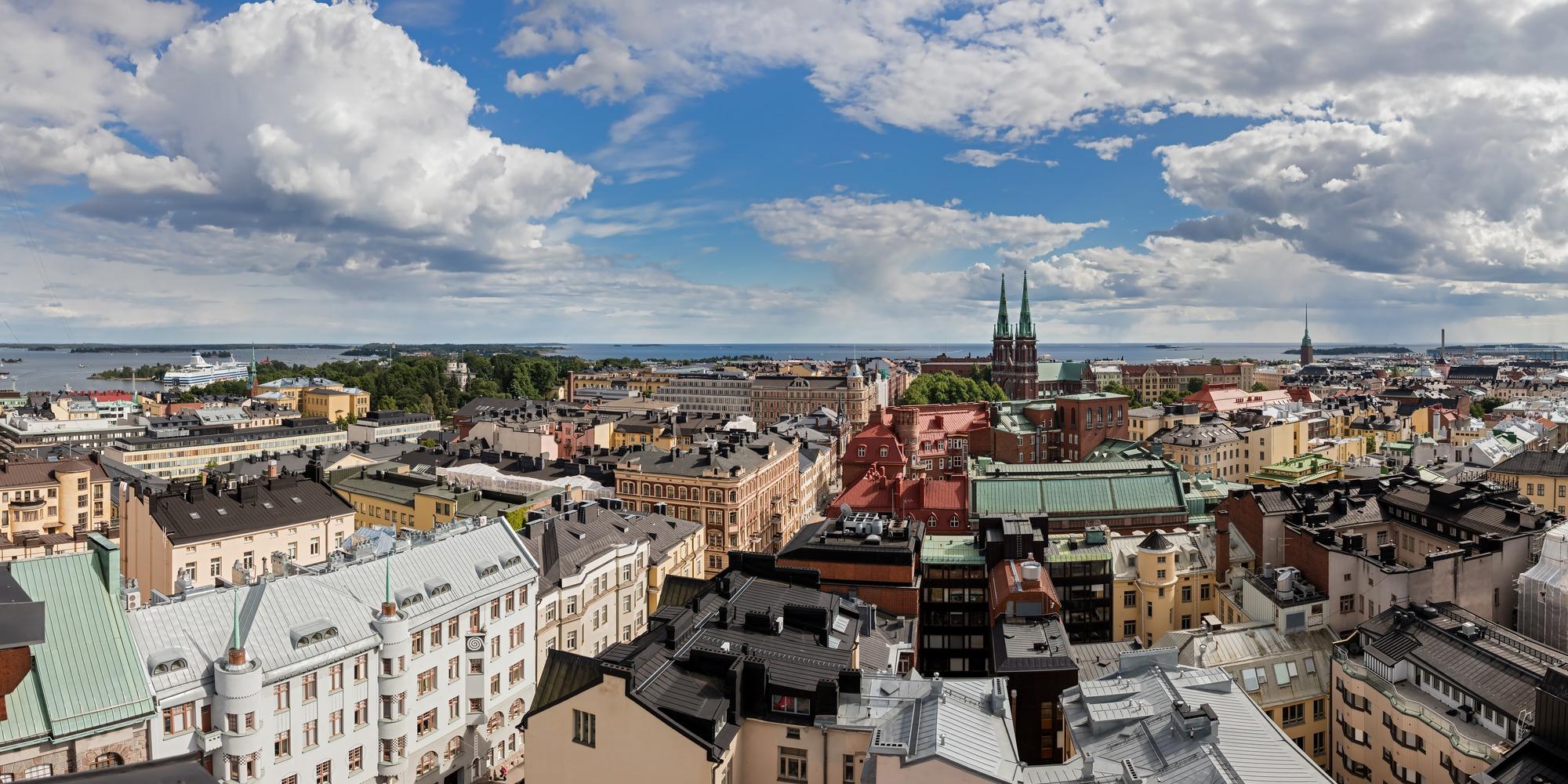 Paras kaupunki koukku Euroopassa